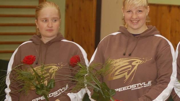 víkendu se hrálo další kolo Českého poháru tříčlenných družstev žen ve stolním tenisu