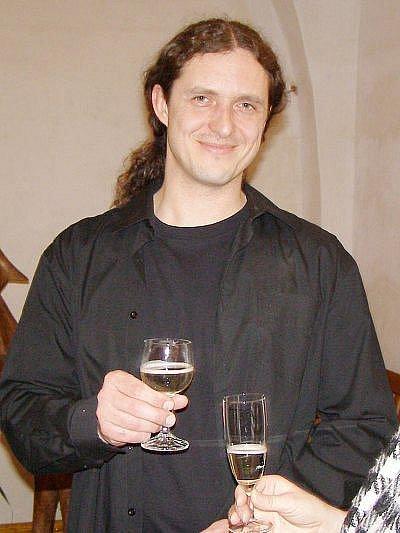 Petr Šrédl.