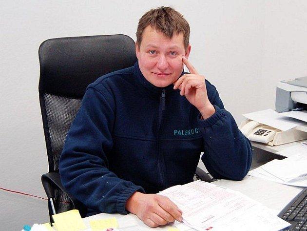 JIŘÍ ŠEFČÍK, starosta obce Ošelín.