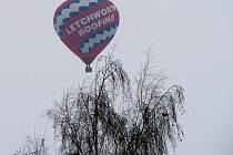 Balony nad Chodovou Planou.