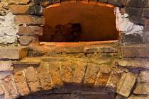 V prostorách dvoru Krasíkov byla nalezena strá pec na chleba. Nyní se majitelé snaží o její obnovu.