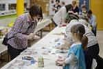Dům dětí a mládeže v Tachově uspořádal večerní program pro rodiče a děti.