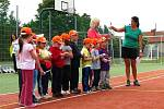 Sportovní hry mateřských škol