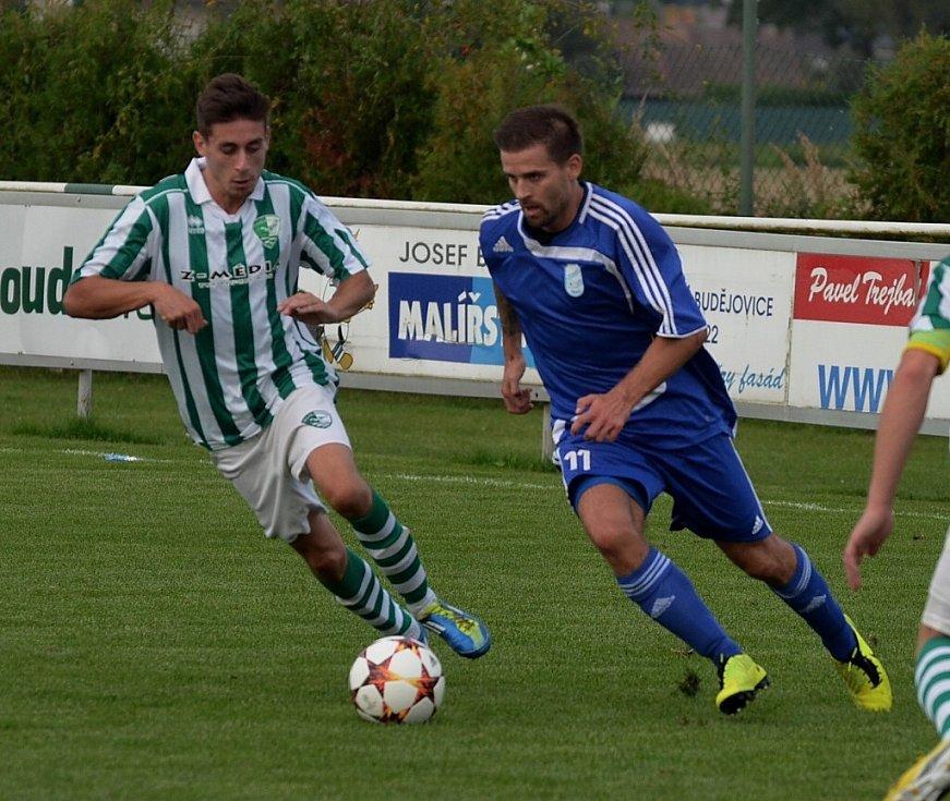 Divize: M. Roudné–FK Tachov 5:3