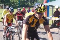V Maršových Chodech se uskutečnil čtvrtý ročník Bike maratonu Českým lesem