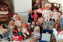 Panenky a kočárky jsou pro každou ženu cestou zpět do dětství.