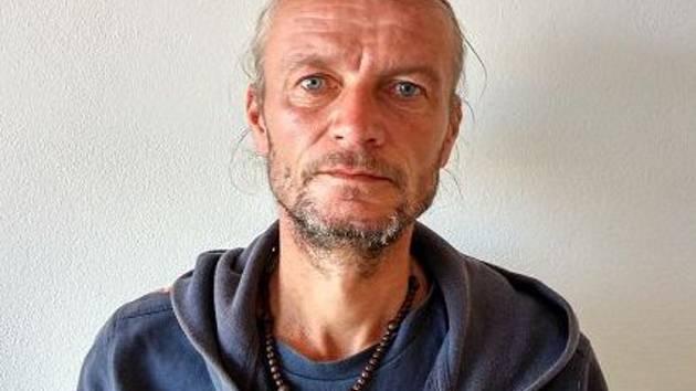 Hledaný Ladislav Kovalčík.