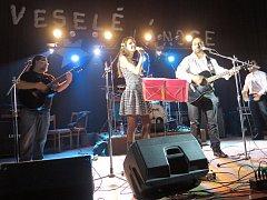 Stříbrští hudebníci přinesli vánoční dárek v podobě koncertu.