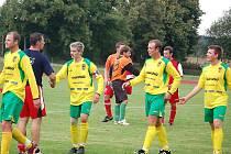 Tým B. Stříbro vyhrál se S. Žichovice 3:0 a potvrdil tak roli favorita.