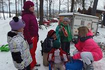 Záchranná stanice živočichů připravila setkání na poslední den v roce.