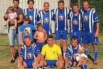 Populárního turnaje v malém fotbale se v Nové Vsi pod Přimdou rádi účastní i hokejoví Indiáni z plzeňského extraligového klubu HC Škoda.