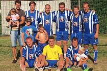 Z turnaje Fotbal-lijáda 2017, který se konal v Nové Vsi pod Přimdou.