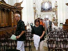 V kladrubském klášteře v sobotu začal jedenatřicátý ročník hudebního festivalu Kladrubské léto, jehož je Tachovský deník mediálním partnerem.