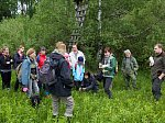 Novou přírodní památku Nivu Bílého potoka představili přírodovědci veřejnosti minulý víkend.