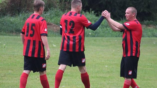 Fotbalisté Bernartic porazili o víkendu doma Vranov 4:0 a ještě v nové sezoně neztratili ani bod.