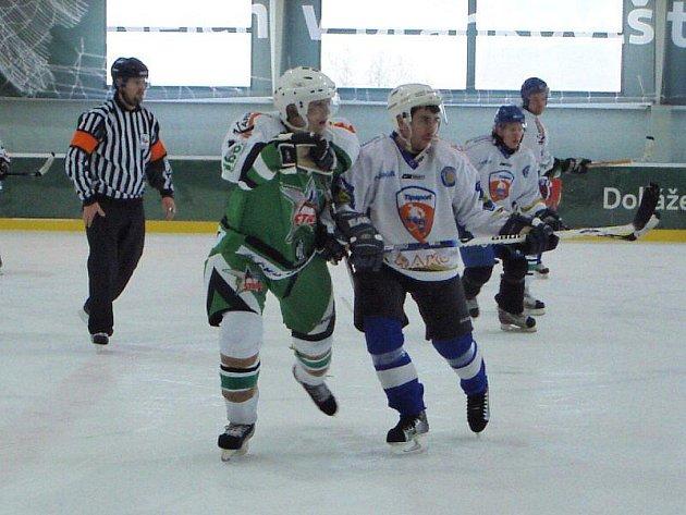 Hokej: TJ B. Líně – HC Stříbro 06 6:3