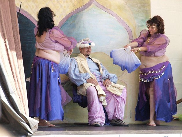 Bernartičtí pořádali tradiční pouť
