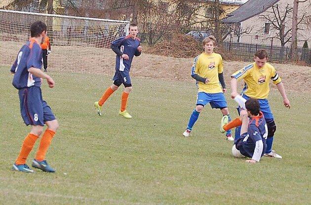 Fotbal: Stráž – Erpužice 6:1