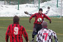 Fotbal: Tachov B – Chodský Újezd 1:2.