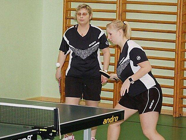 Stolní tenis – II. liga žen