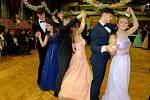 Taneční ve Stříbře.