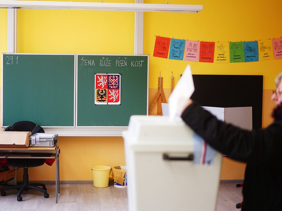 Tachovsko - Na Tachovsku odstartovalo druhé kolo prezidentských voleb.