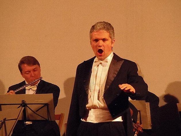 Soubor Nálady se ve středu představil ve Stříbře.