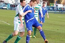 Fotbal: FK Tachov – TJ Malše Roudné 3:0