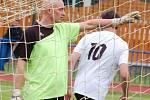 Západočeské derby v divizi mezi Tachovem a Rokycany skončilo výhrou domácích 4:0.