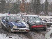 Z posledního závodu Zimního poháru.