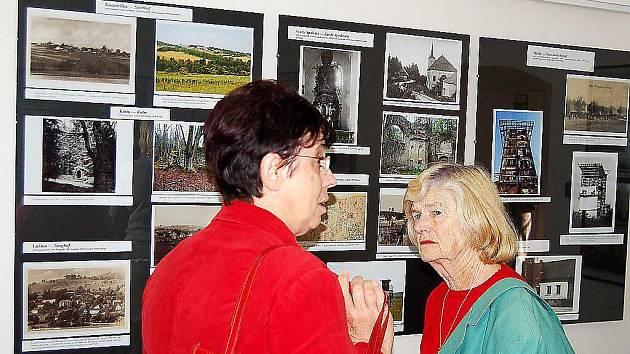 Zahájení výstavy přilákalo do muzea početnou veřejnost