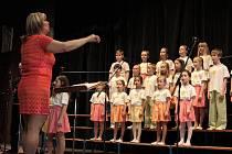 Jarní koncert Tachovského dětského sboru.