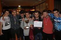 Vítězové turnaje ve futsale.