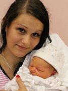 Maminka Klára Šagátová a tatínek Tomáš Holboj z Plané se radují z narození Tomáše (3,12 kg, 51 cm). Jejich prvorozený syn přišel na svět 17. srpna v 17:32 ve Fakultní nemocnici v Plzni.