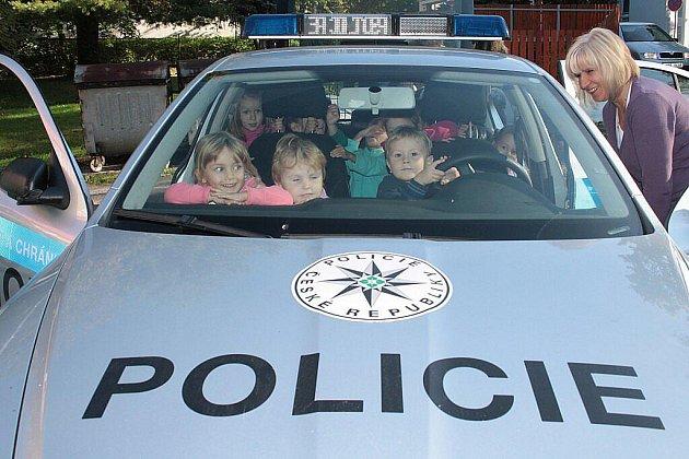 Bezpečně do školky, bezpečně ze školky
