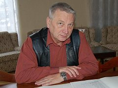 Starosta Ladislav Macák.