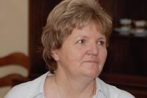 Programová vedoucí Městského kulturního střediska v Tachově Helena Mašátová, která odchází do důchodu.