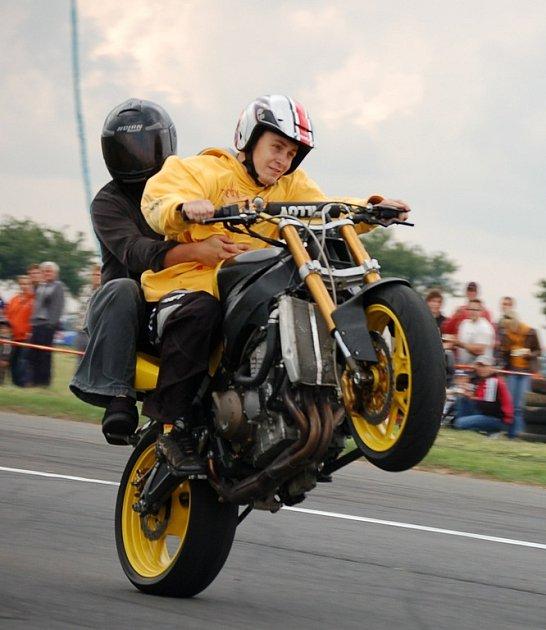 Moto party Kříženec