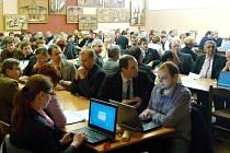 V Nýřanech se v úterý odpoledne konalo setkání starostů z Tachovska a Plzně – severu s Radou Plzeňského kraje.