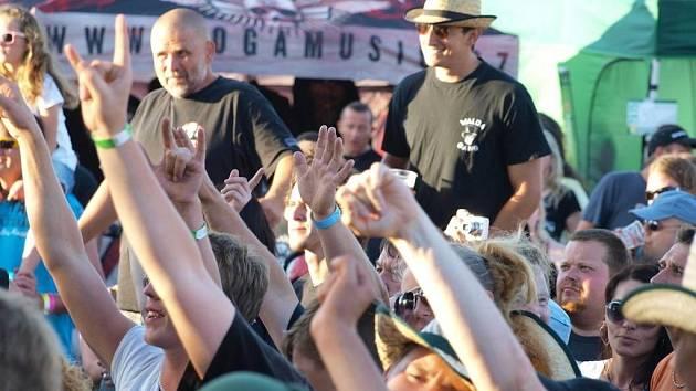 Rockový festival Tarock