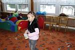 Zápis do základní a mateřské školy se uskutečnil v Hošťce.