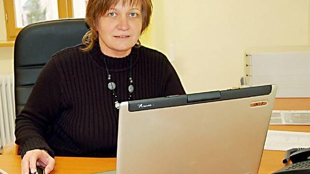 Jana Šperková působí v zastupitelstvu od roku 1998, místostarostkou byla od roku 2008.