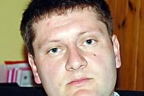 Předseda Tělovýchovné jednoty Dynamo Studánka Roman Janča
