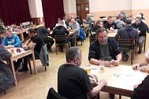 Z karetního turnaje v Kostelci.