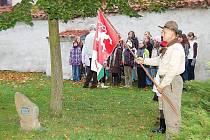 Vznik samostatné Československé republiky si v předvečer státního svátku připomněli tachovští skauti.