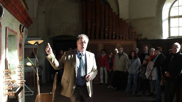 Barokní klášterní slavnost si měli možnost vychutnat návštěvníci Muzea Českého lesa.