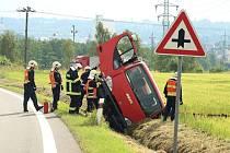 Nehoda u Plané