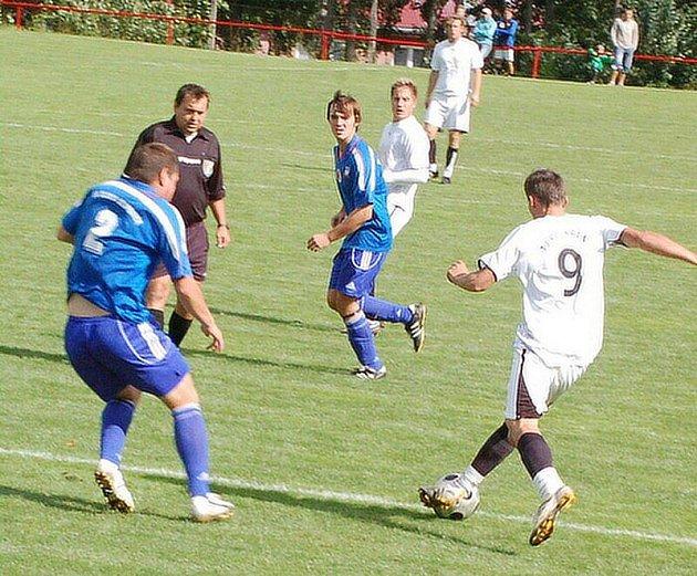 TJ Rozvadov – SK Slavia Vejprnice 1:1