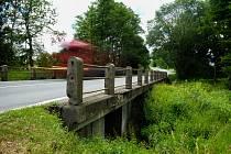 Důvodem uzavírky silnice mezi Planou a Tachovem bude demolice spojená s výstavbou zcela nových mostů.