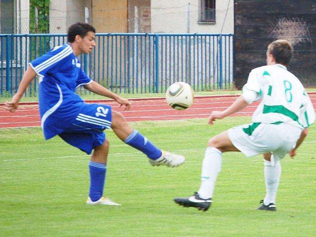 Tachov dostal doma osm gólů